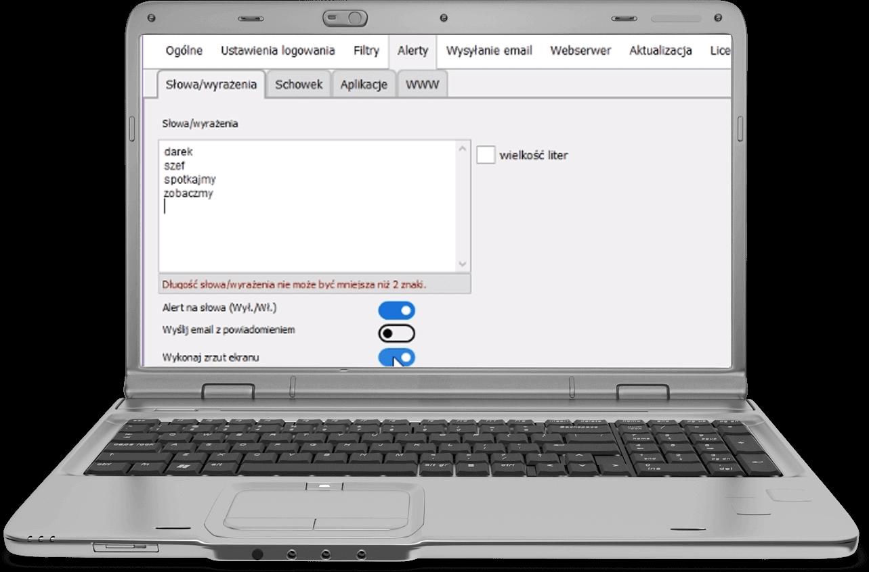 Keylogger – narzędzie monitorujące każdą aktywność na komputerze